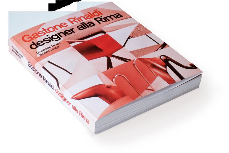 The book Gastone Rinaldi designer at Rima