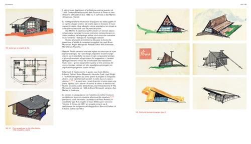 capitolo Architettura, dal libro Gastone Rinaldi designer alla Rima