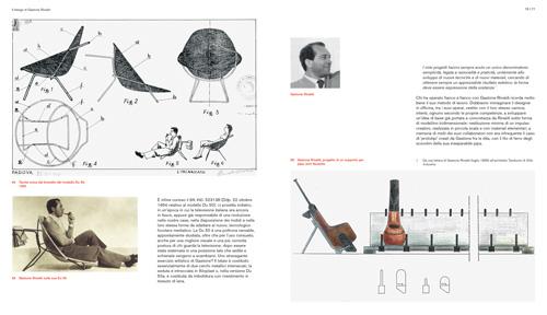 Capitolo Il Design di Gastone Rinaldi, dal libro Gastone Rinaldi designer alla Rima